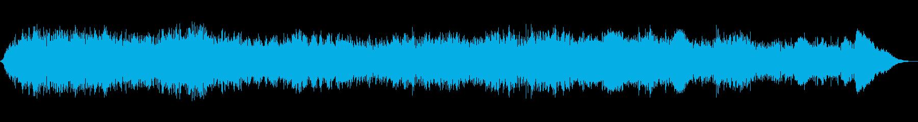 エリー・アンダーウォーター・ランブルの再生済みの波形