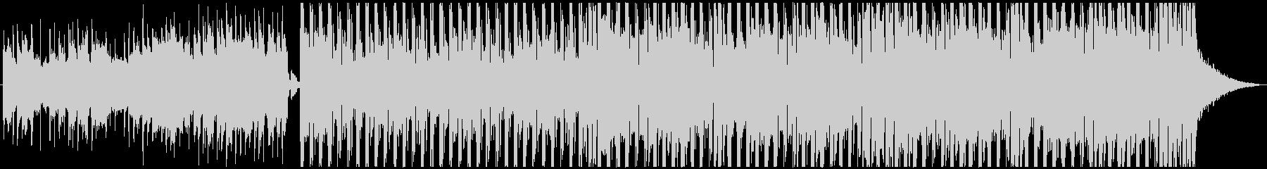 シンプルで反復的なギターリフに基づ...の未再生の波形