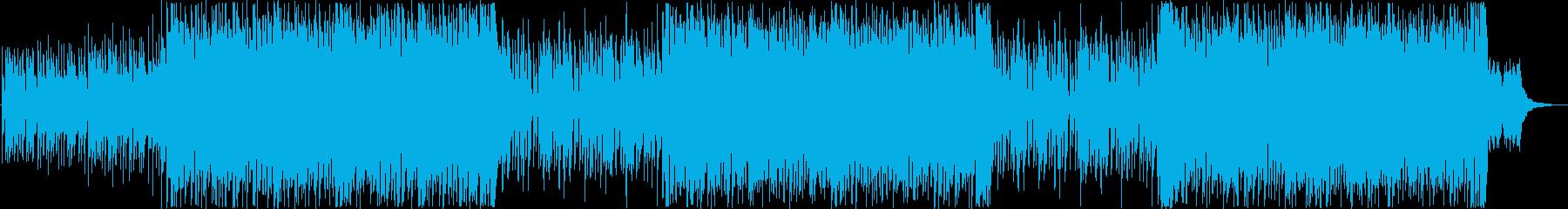サッカー・スポーツ/大合唱EDMアンセムの再生済みの波形