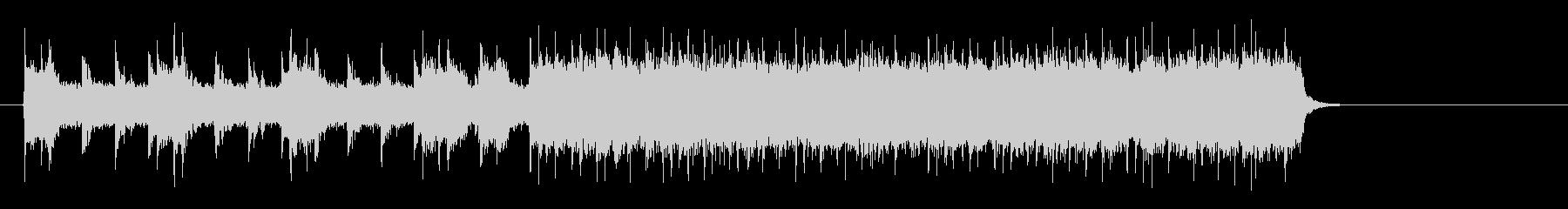 アメリカンロック/ポップ(イントロ~…)の未再生の波形