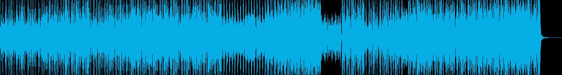 病みつきビート・怪しいダンスポップ L2の再生済みの波形