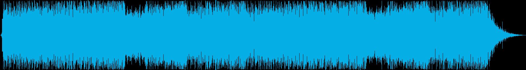 ジャジーなピアノがメロのブレイクビーツ。の再生済みの波形