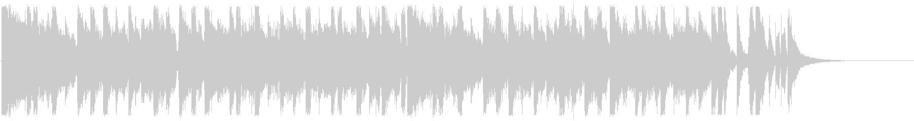 おしゃれ/J-pop_No590_4の未再生の波形