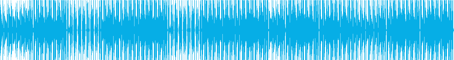切ない系シティーポップの再生済みの波形
