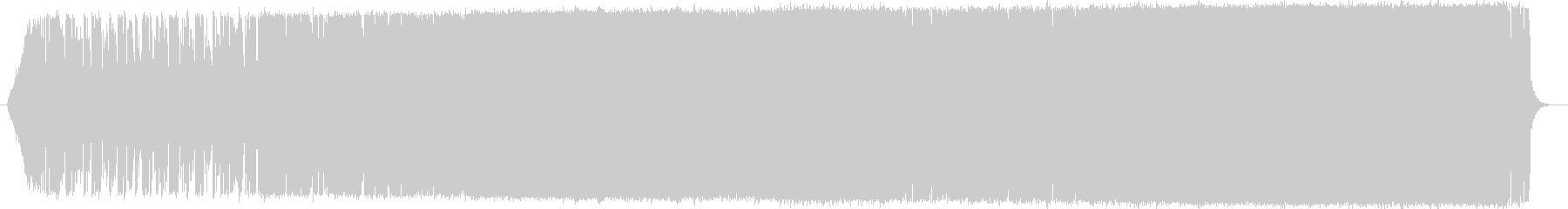 男性ボーカルのメロ系ロック(シンセ有り)の未再生の波形
