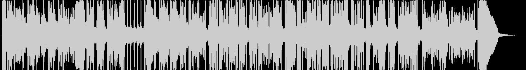 トロンボーンのジャズスタジオ。音階...の未再生の波形