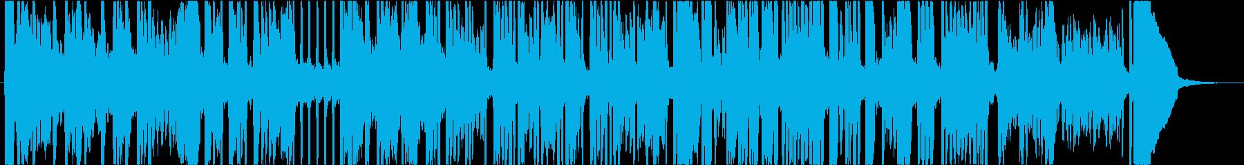 トロンボーンのジャズスタジオ。音階...の再生済みの波形