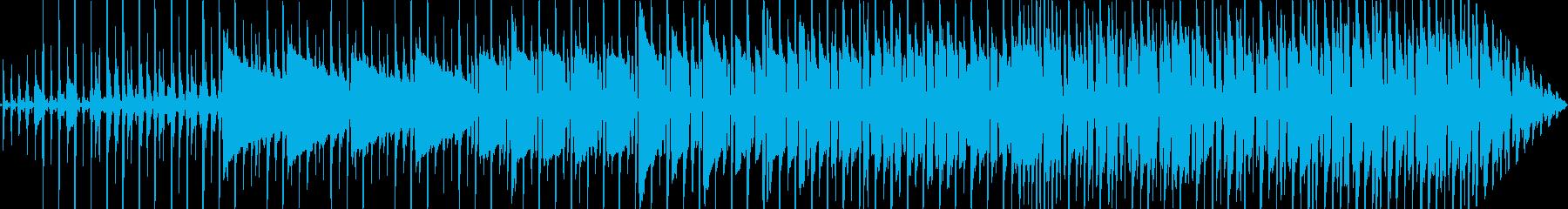 新鮮でエネルギッシュなイングリッシ...の再生済みの波形
