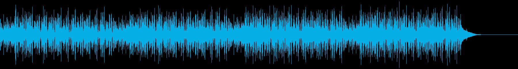 Pf「潜入」和風現代ジャズの再生済みの波形