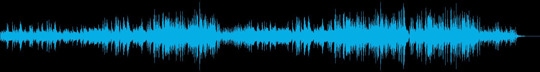 壮大で感動的な心にグッとくるピアノソロ1の再生済みの波形