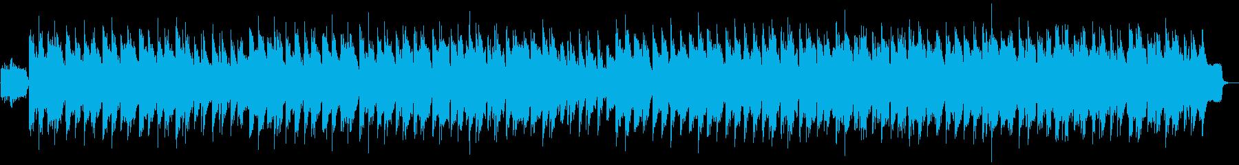 和風 ゆったり穏やかな篠笛生演奏の再生済みの波形