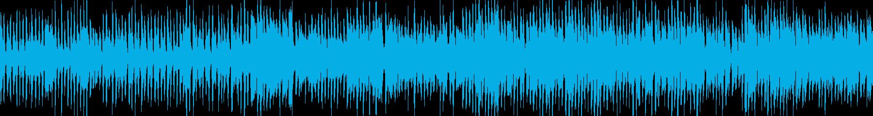 クリスマス エレキギター ピアノ ...の再生済みの波形