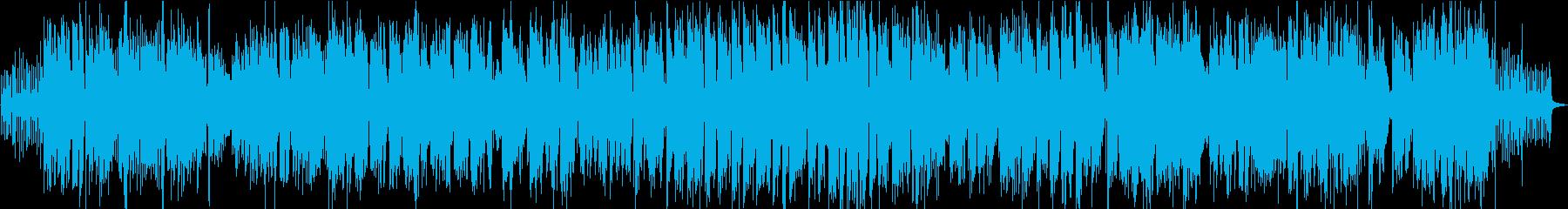 2つのトロンボーン。 3回。の再生済みの波形