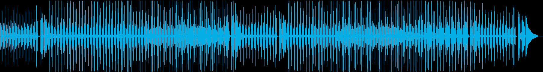 日常・コミカル・雑談・配信の再生済みの波形