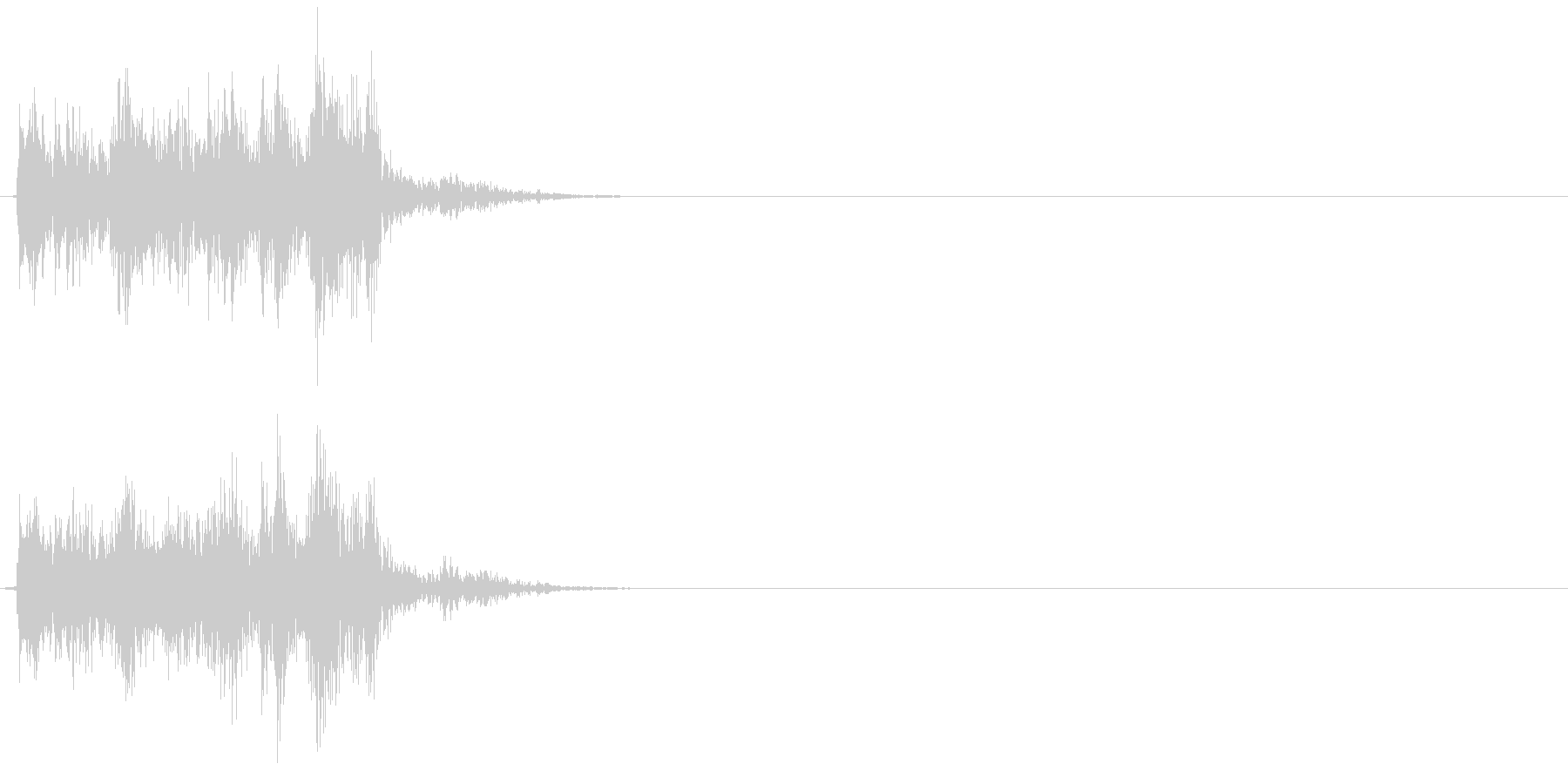 中世の戦いの::プレートメールアー...の未再生の波形