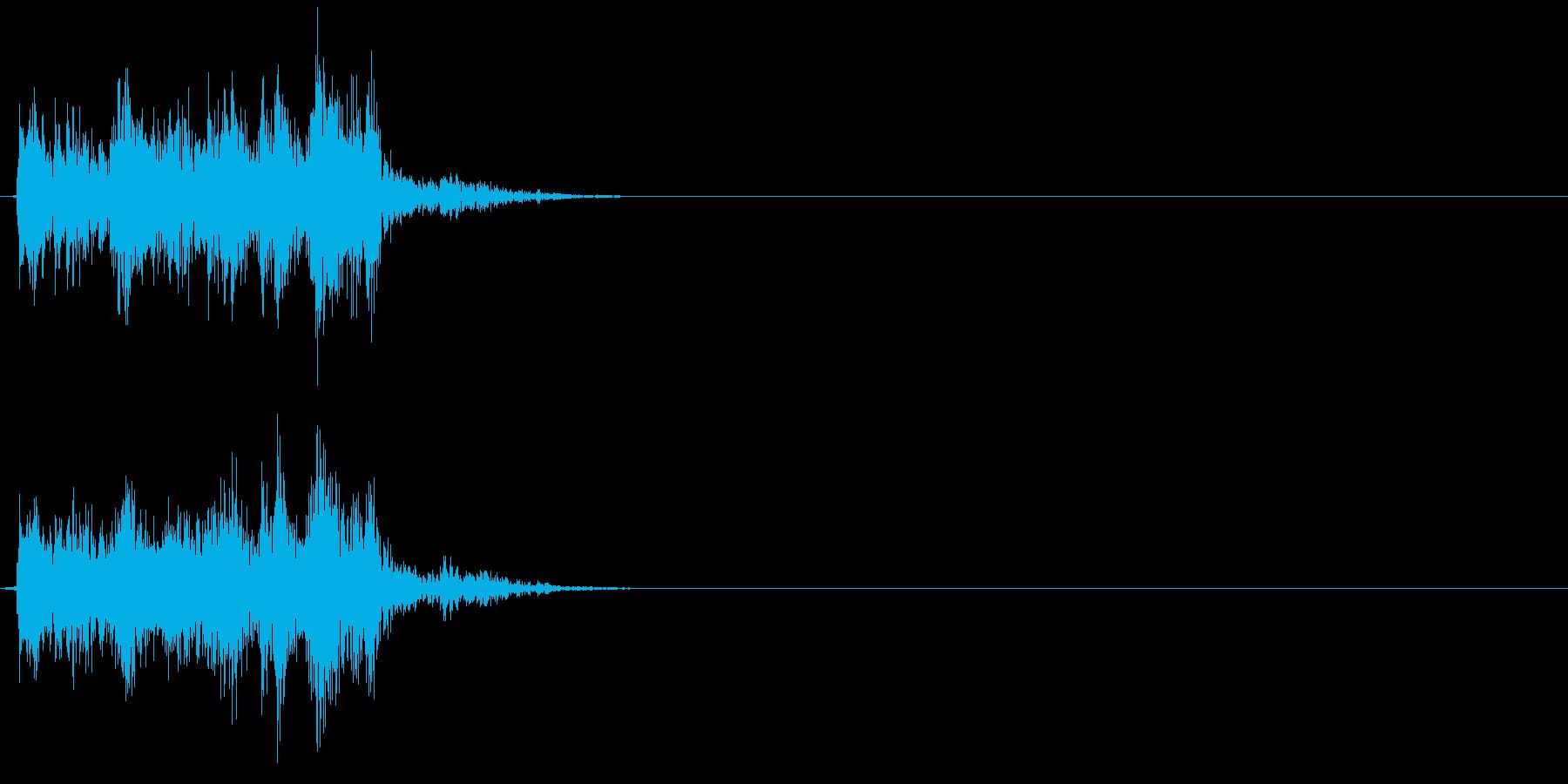 中世の戦いの::プレートメールアー...の再生済みの波形