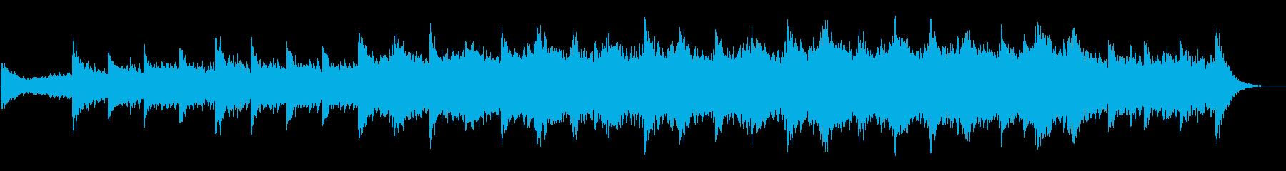 現代の交響曲 劇的な 厳Sol エ...の再生済みの波形