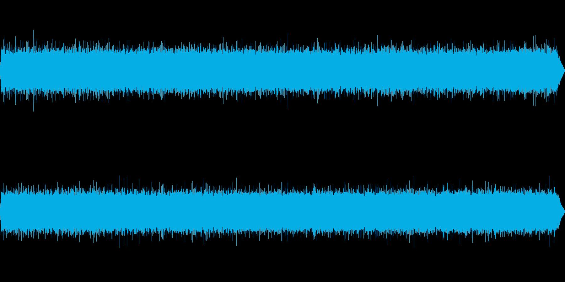 せせらぎの流れ-5(小川)の再生済みの波形