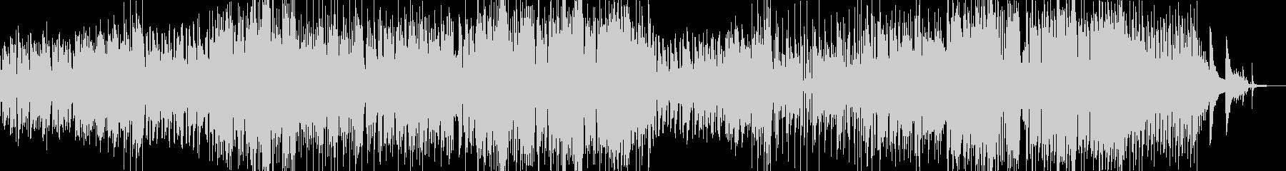 木管のメルヘンチックなスィングワルツの未再生の波形