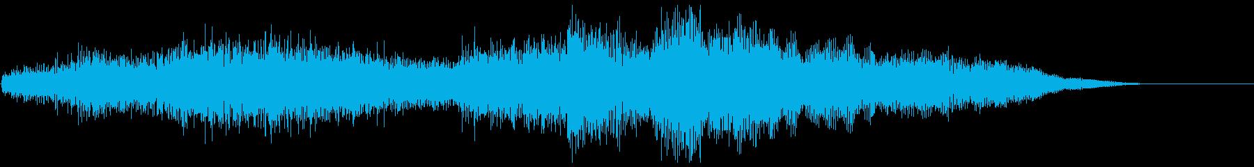 ヘビーメタルムーブメント2の再生済みの波形