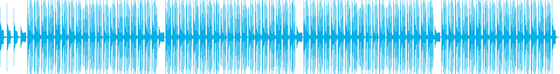 ドラマティック、ダーク、グリッティ...の再生済みの波形