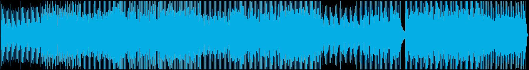 控えめでエレガントなエレクトログル...の再生済みの波形