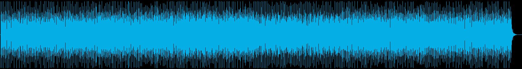 医療・科学・データ系 無機質・シリアスの再生済みの波形