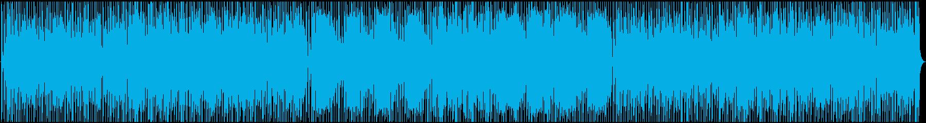 アコーディオンとアコースティックギ...の再生済みの波形