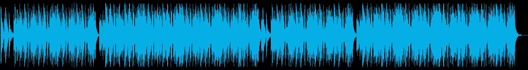 爽やか/開放的/テクノ_No513の再生済みの波形