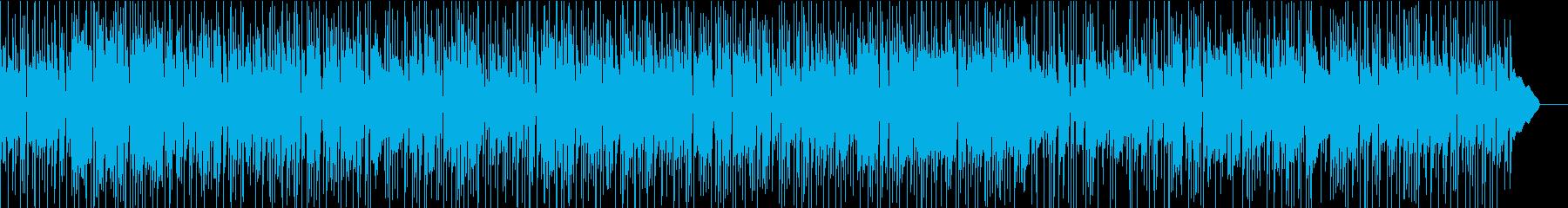 英詞、ヒントくれ!アコギブルージィロックの再生済みの波形