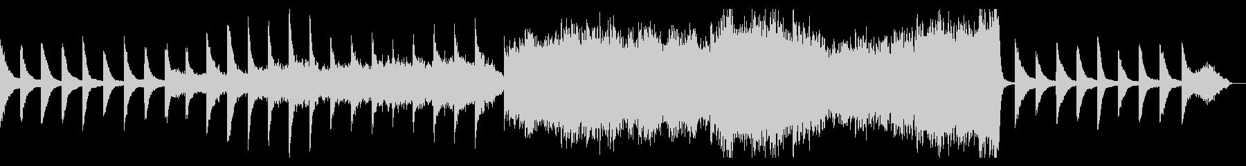 優しいノスタルジックな曲:フルバージョンの未再生の波形