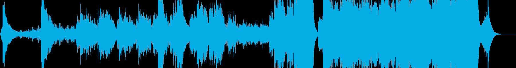 【ベース無し】エピック・オーケ…重厚感の再生済みの波形