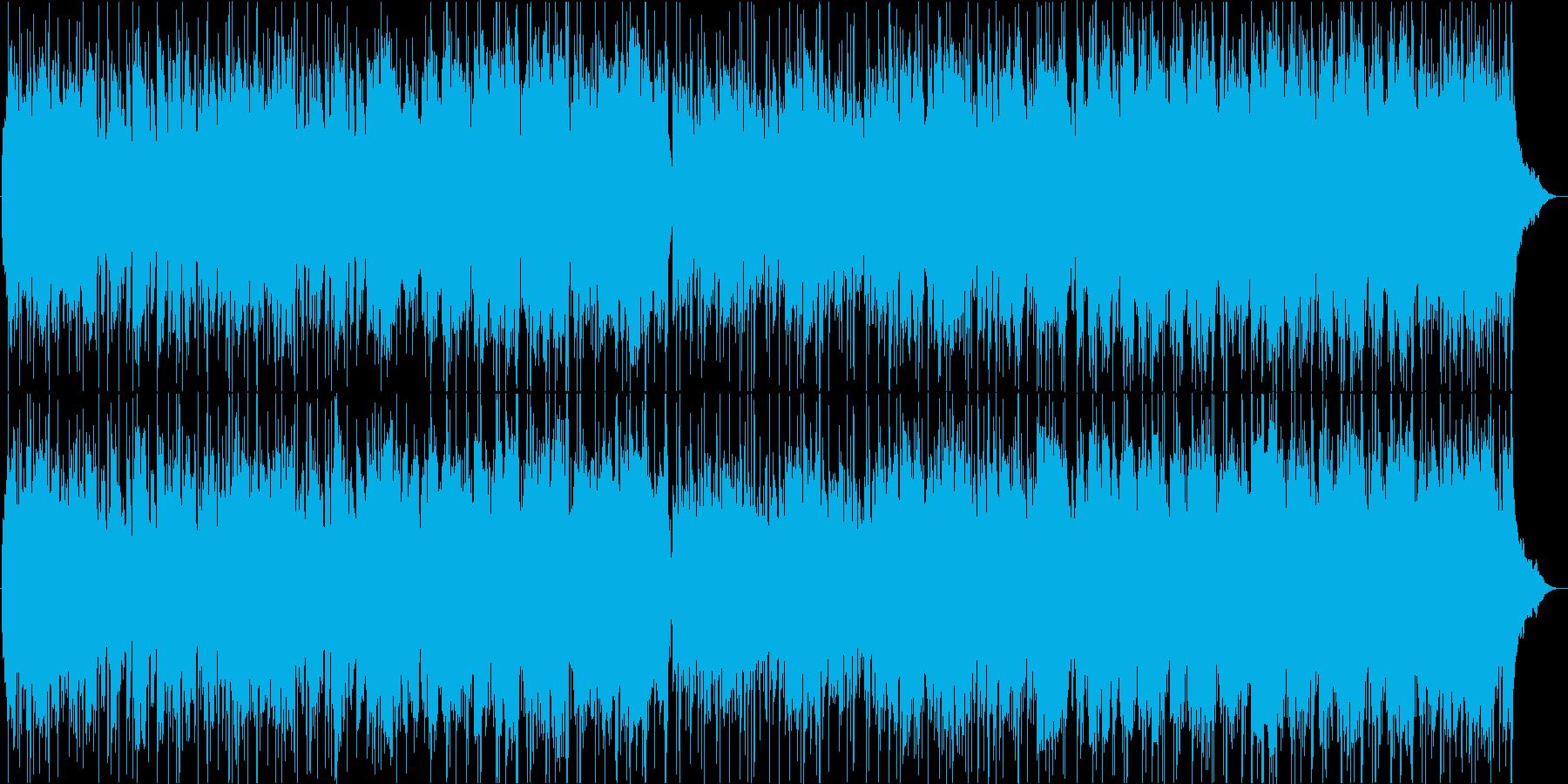 夏愛歌の再生済みの波形
