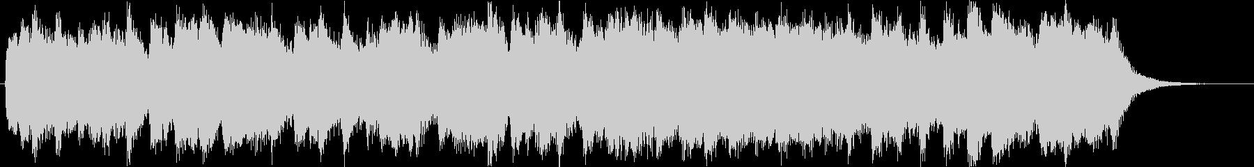 22秒/オーケストラワルツ結婚式やCMにの未再生の波形