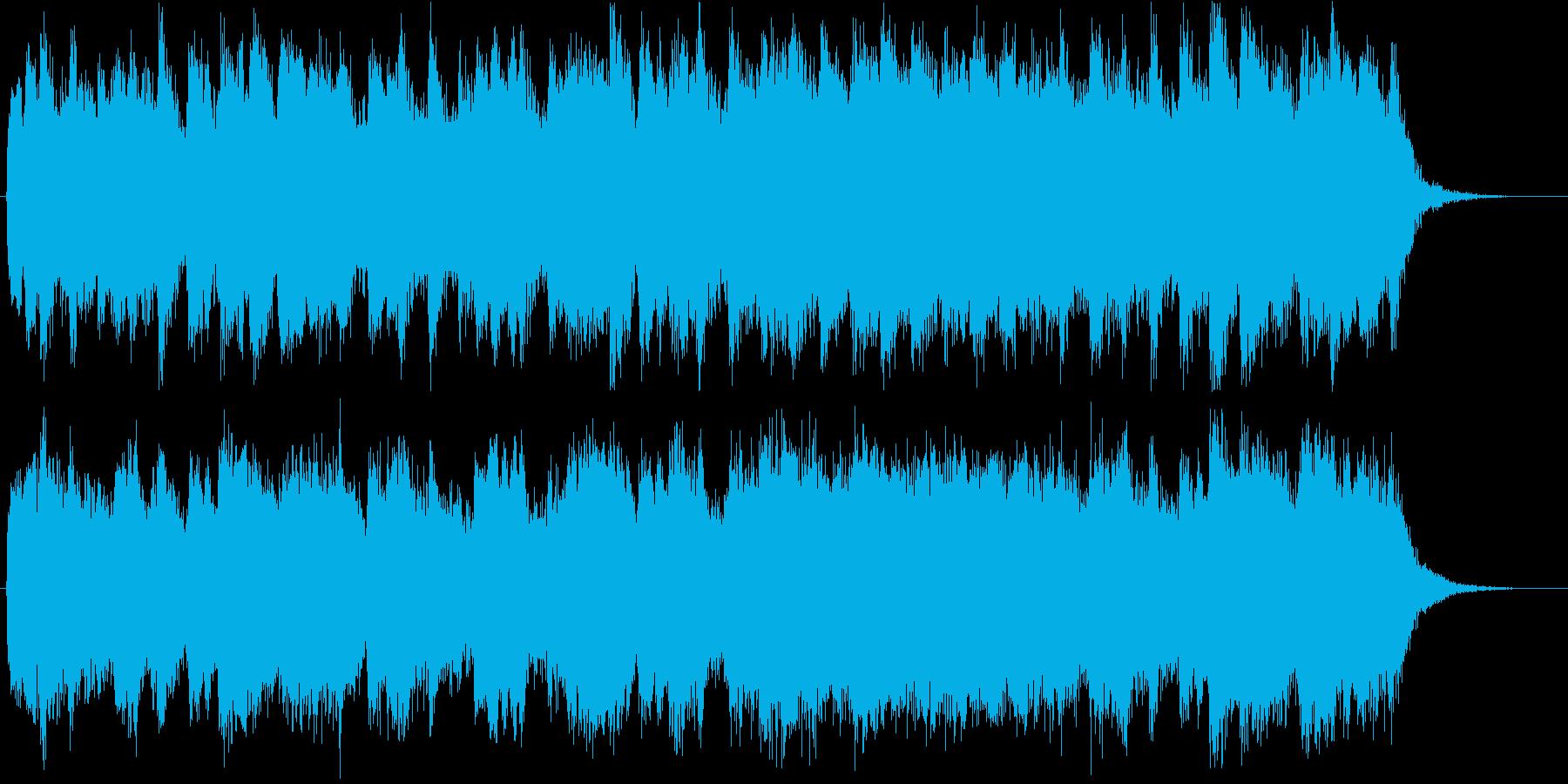 22秒/オーケストラワルツ結婚式やCMにの再生済みの波形