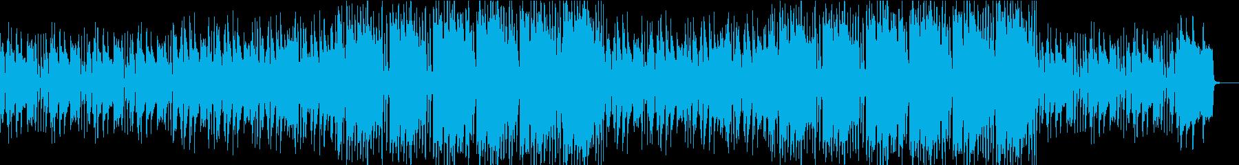 サックスが渋いビッグバンドジャズの再生済みの波形
