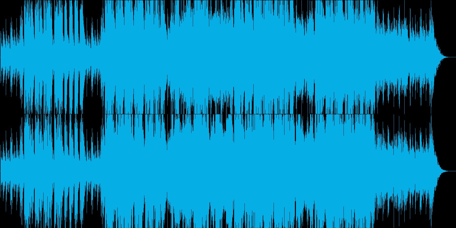優しい旋律が包み込むフォークバラードの再生済みの波形