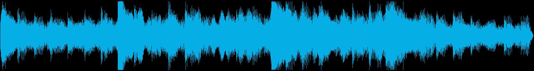 <Loop>駆け出す ピアノの再生済みの波形