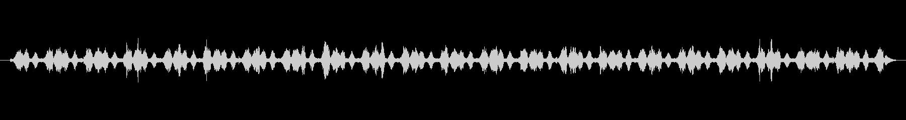 ノイズ クレイジーベイビーバード01の未再生の波形