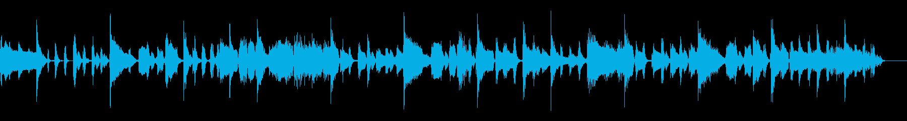 【15秒CM】チルムードファンク生演奏の再生済みの波形