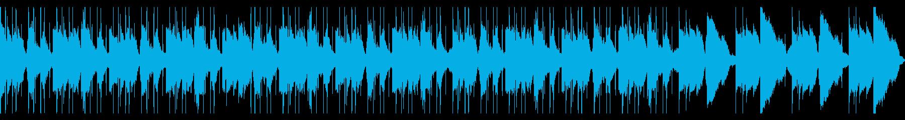 ギターLofi Hiphop 切ない bの再生済みの波形