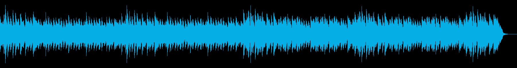 【子供と歌う童謡】ロンドン橋 ピアノの再生済みの波形