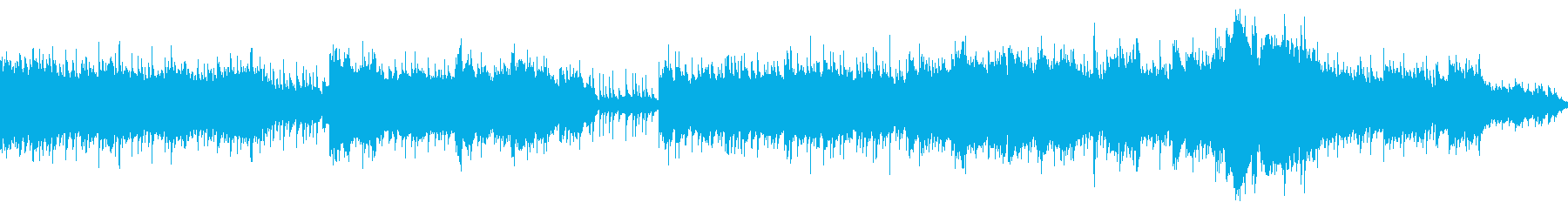 古代遺跡探検&発掘ロマンBGMの再生済みの波形