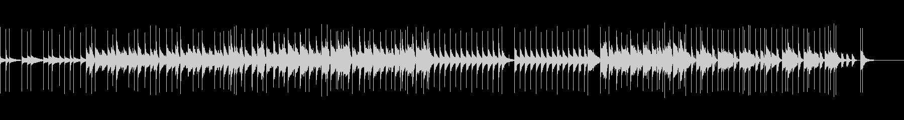 KANTほのぼのワクワクBGMの未再生の波形