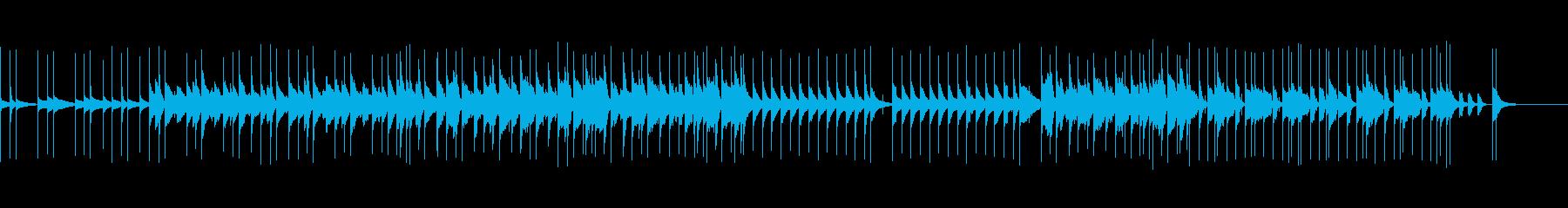 KANTほのぼのワクワクBGMの再生済みの波形