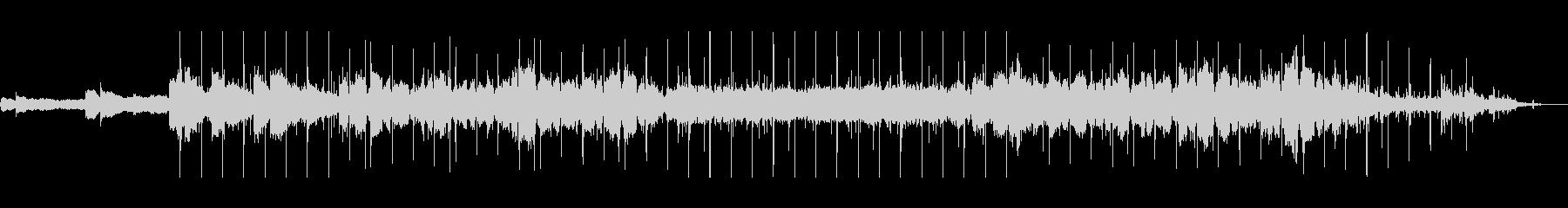 Ambient lo-fi beat's unreproduced waveform