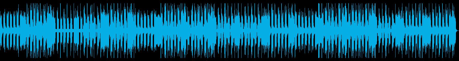 かっこいい切ないギターヒップホップR&Bの再生済みの波形