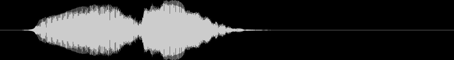パフパフラッパ03の未再生の波形
