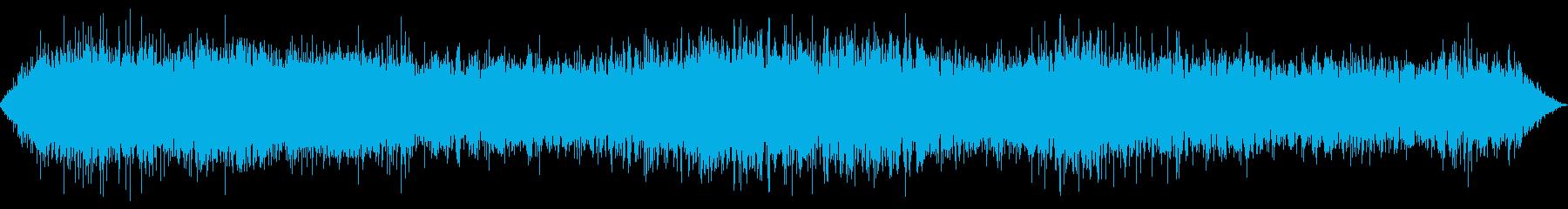 ヘリコプター着陸(4枚羽根)の再生済みの波形