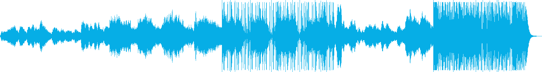 テクスチャードギター、奇妙なシンセ...の再生済みの波形